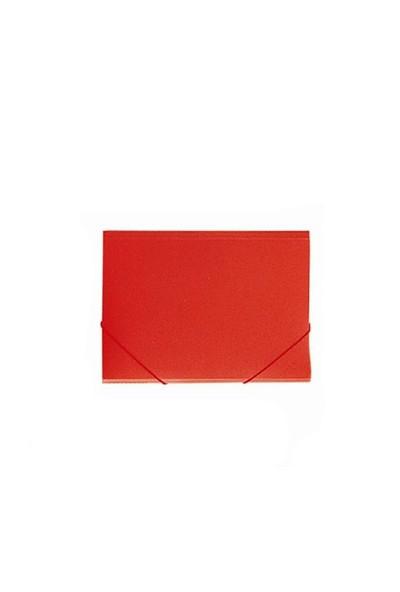 Noki Lastikli Dosya Kırmızı 4003