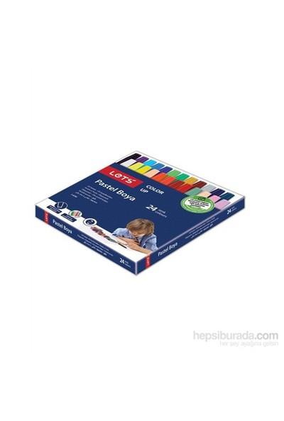 Lets 24 Renk Pastel Boya L-6240