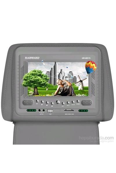 Harward HR-BD70 Oto Lcd TV DVD