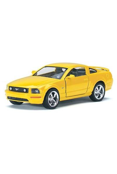 Diecast 2006 Ford Mustang Gt Çek Bırak 1/38 Die Cast Model Araç