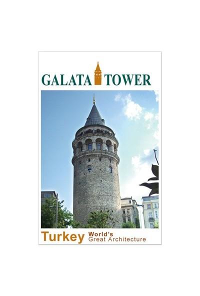 Cubic Fun Puzzle Galata Kulesi (3 Boyutlu)