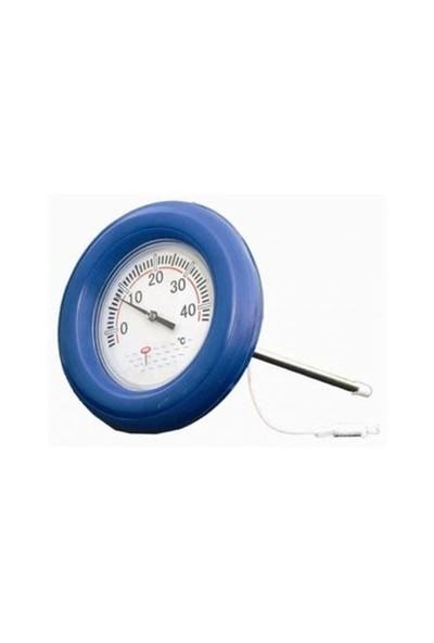 Poollıne Havuz Termometresi Yüzen Simit Tip