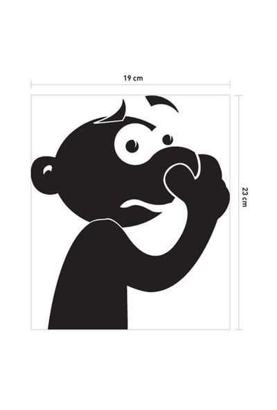 Artikel Mis Banyo Sticker DP-918