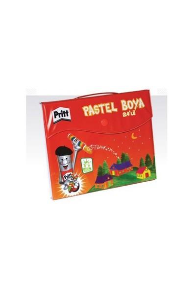 Pritt 24 Renk Çantalı Pastel Boya (1048064)