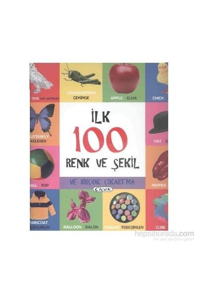 İlk 100 Renk Ve Şekil Ve Birçok Çıkartma-Kolektif