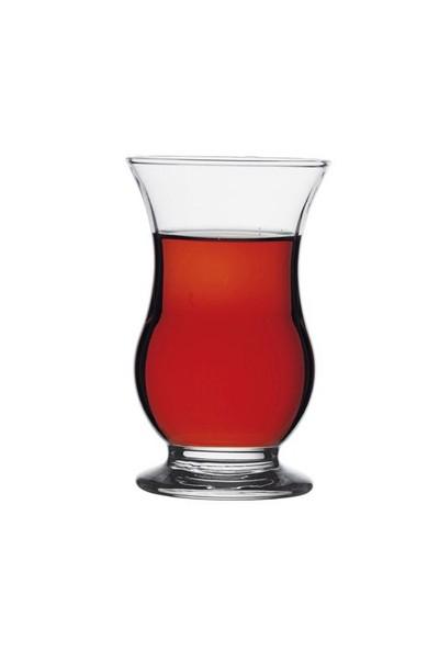 Paşabahçe 6'Lı Tablalı Çay Bardağı