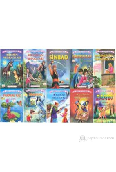 Dünya Çocuk Klasikleri Seti (10 Kitap Takım) (2 - 3 Sınıflar İçin)