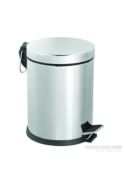 Baneva Pedallı Çöp Kovası Mikro 3 Litre
