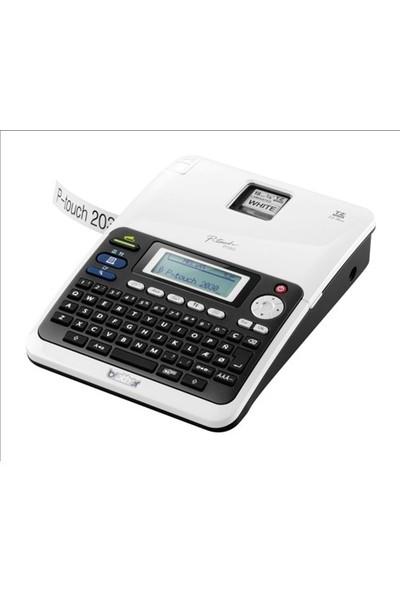 Brothet PT-2030 Masaüstü Etiket Makinesi