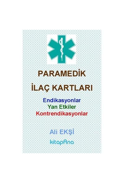 Paramedik İlaç Kartları - Ali Ekşi