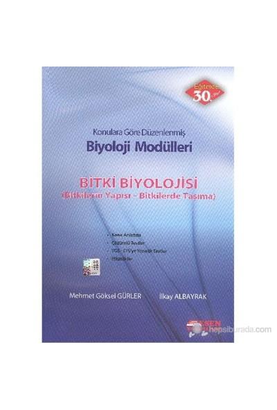 Esen Biyoloji Modülleri Bitki Biyolojisi-Mehmet Göksel Güler