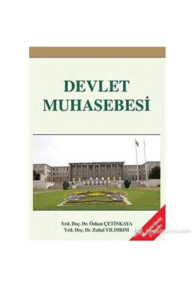 Devlet Muhasebesi-Özhan Çetinkaya