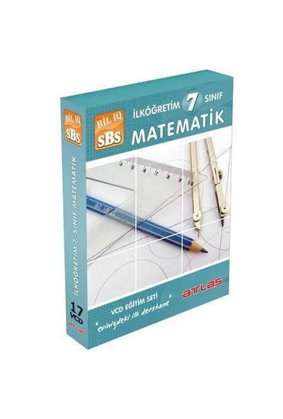 Bıl Iq İlköğretim First Step – Sbs Hazırlık 7. Sınıf Matematik Vcd Seti - 17 Vcd