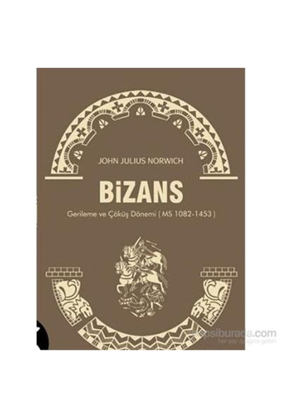 Bizans 3-John Julius Norwich