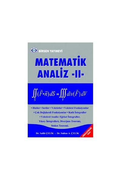 Matematik Analiz 2-Salih Çelik