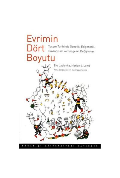 Evrimin Dört Boyutu - Marion J. Lamb
