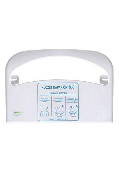 Rulopak Klozet Kapak Örtüsü Dispenseri (Plastik)