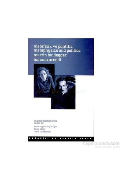 Metafizik Ve Politika-Martin Heidegger