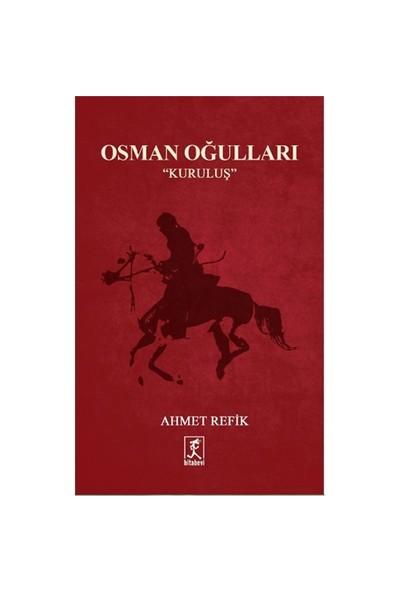 Osman Oğulları-Ahmet Refik Altınay