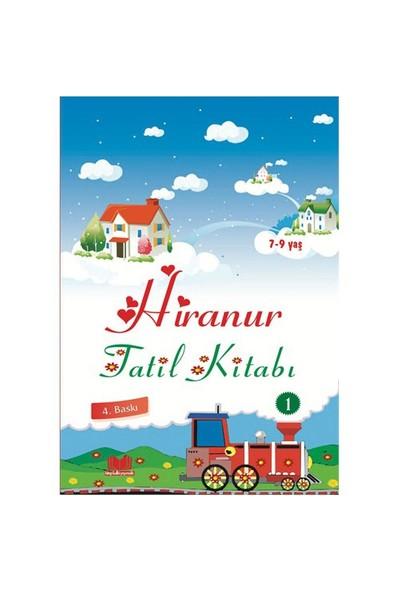 Hiranur Tatil Kitabı 1-Ahmet Akdere