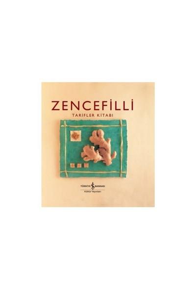 Tarifler Kitabı: Zencefilli-Helen Sudell