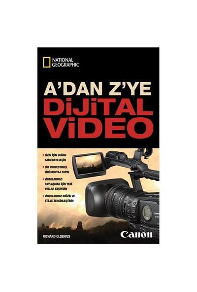 A'Dan Z'Ye Dijital Video-Richard Olsenius