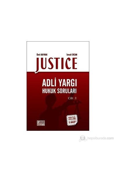 Justice - Adli Yargı Hukuk Soruları (2 Cilt Takım)-İsmail Ercan
