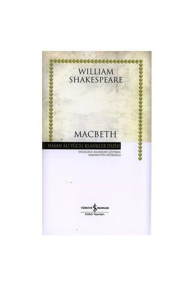 Macbeth - Ciltli-William Shakespeare