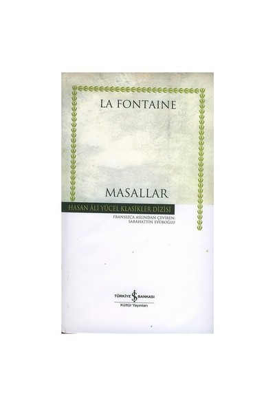 Masallar-Jean De La Fontaine