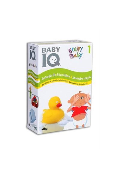 Bebeğin İlk Sözü & Merhaba Hayat (2 Vcd + 1 Audio Cd + 1 Kitap)-Kolektif