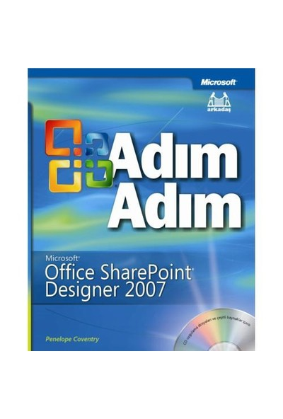 Adım Adım Microsoft Office Sharepoint Desıgner 2007