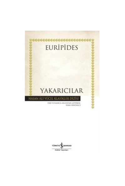 Yakarıcılar-Euripides