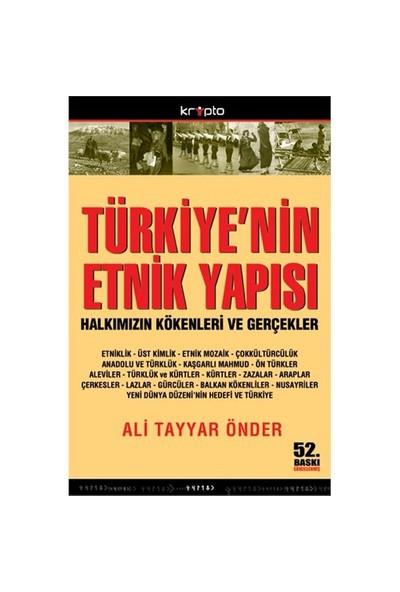 Türkiye'Nin Etnik Yapısı-Ali Tayyar Önder