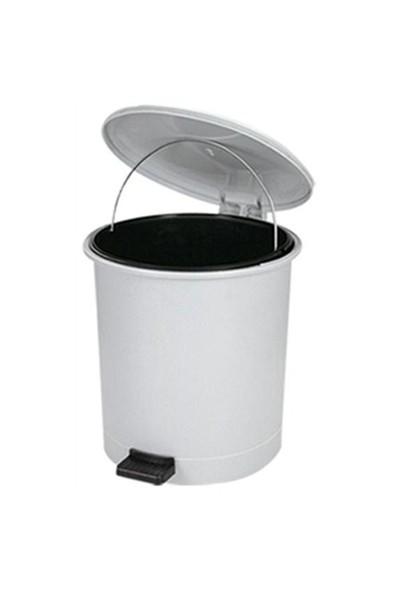 Pedallı Plastik Çöp Kovası 3 Lt DMA 111