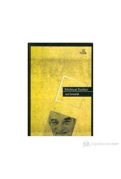 Edebiyat Yazıları-Arif Damar