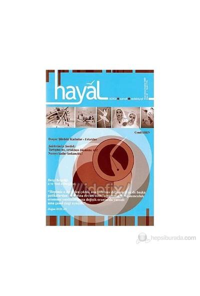 Hayal Dergisi Kültür Sanat Edebiyat Dergisi Sayı: 29