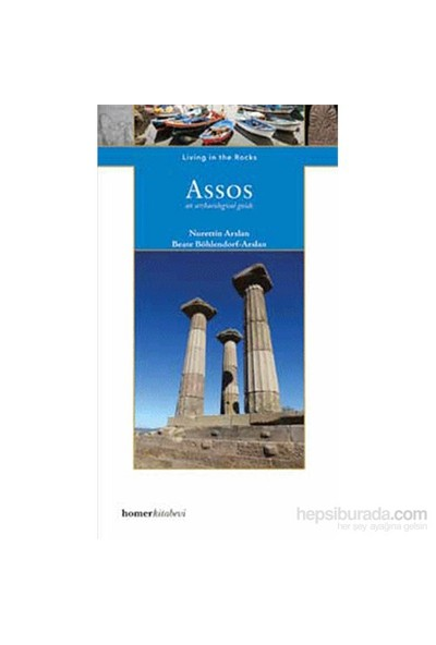 Assos - Living İn The Rocks-Nurettin Aslan