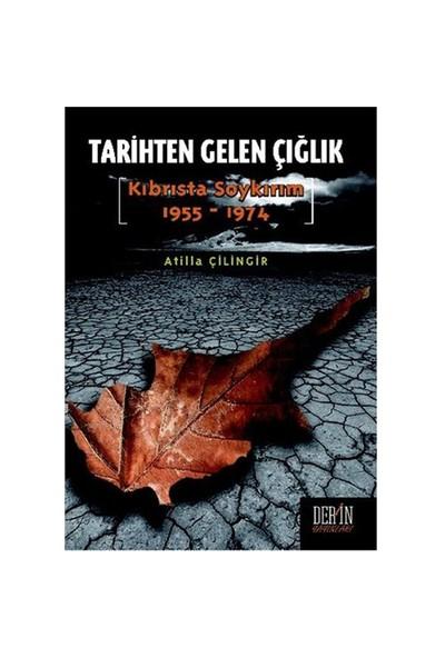 Tarihten Gelen Çığlık Kıbrısta Soykırım (1955-1974)