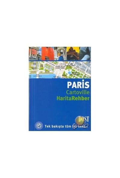 Paris Harita Rehberi - Melani Le Bris