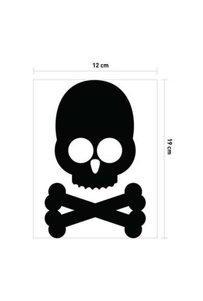 Artikel Achtung Banyo Sticker DP-928