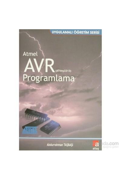 Atmel Avr (Attiny2313) Programlama-Abdurrahman Taşbaşı