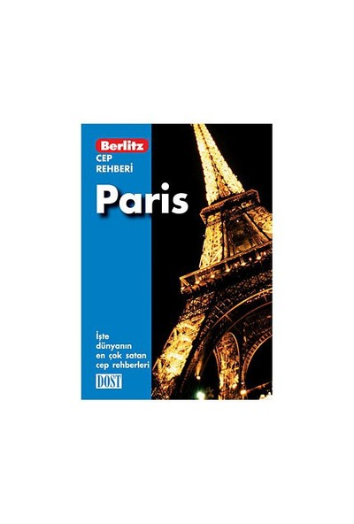 Paris (Cep Rehberi) - Martin Gostelow