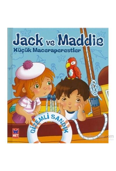 Jack Ve Maddie - Gizemli Sandık-Benedicte Carboneill