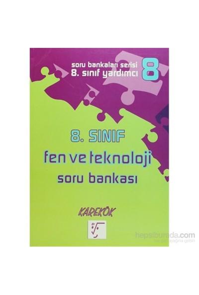 Karekök 8. Sınıf Fen ve Teknoloji Soru Bankası - Tarık Yaşar
