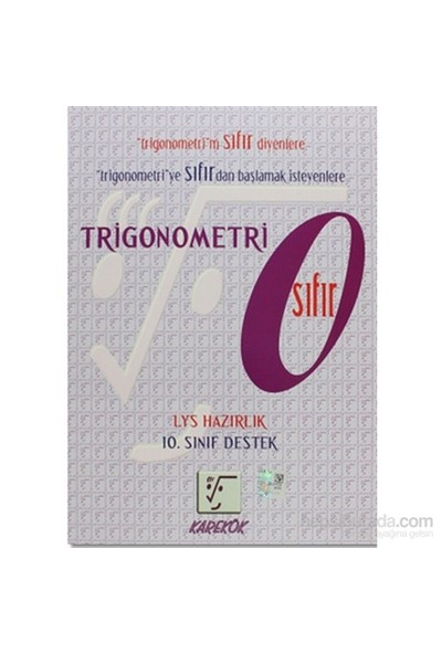 Karekök Trigonometri Sıfır - Saadet Çakır
