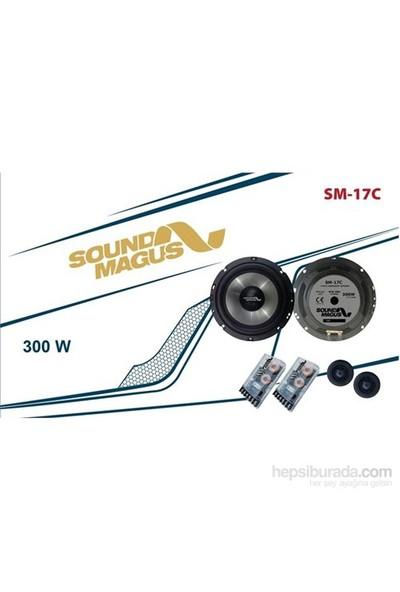 Soundmagus Sm 17C 16 Cm Component Takımı