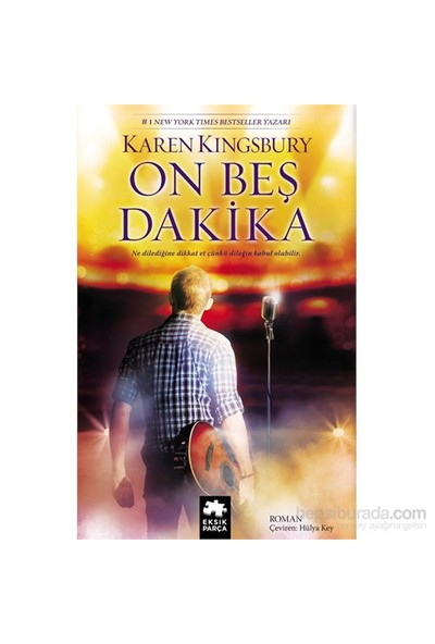 On Beş Dakika-Karen Kingsbury