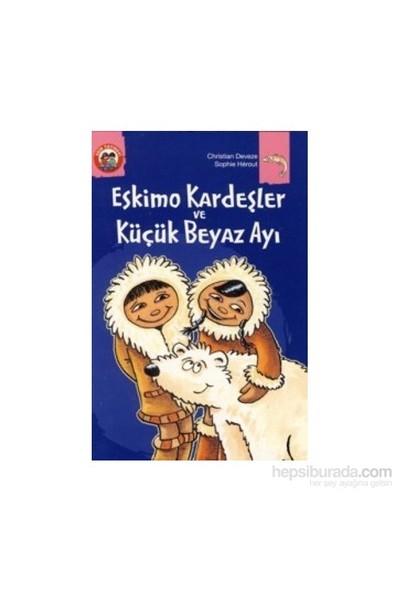 Eskimo Kardeşler Ve Küçük Beyaz Atı
