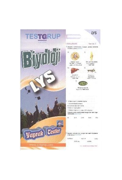 Testgrup Lys Biyoloji Yaprak Test-Kolektif