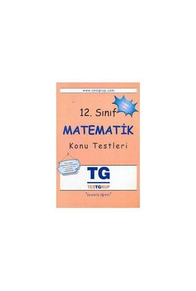 TESTGRUP SBS 12. SINIF MATEMATİK KONU TESTLERİ